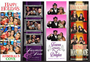 Holiday Photo Booth Photos